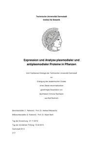 Dissertation simone altmann