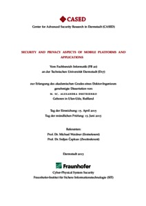 Mobile Application Security Pdf